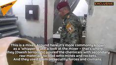 IHS: To DAESH έχει κάνει δεκάδες επιθέσεις με χημικά. Πιθανό χτύπημα χημικών σε Ευρώπη ~ Geopolitics & Daily News