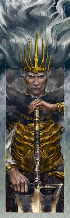 Dark Souls 3,Dark Souls,фэндомы,DS art,Nameless King,DSIII персонажи