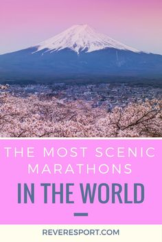 From the #greatwallofchina to the #Inca ruins in #peru we have ran the corners of the globe to discover the most beautiful #marathons in the world!