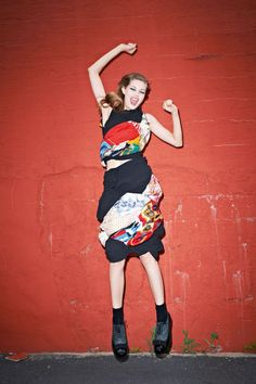 Lindsey Wixson by Terry Richardson for Purple Fashion F/W 2011
