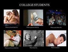 I wish the last one was true! I think what profs do and what I actually do need to be switched :-/ Story Of My Life, The Life, Real Life, College Humor, College Life, School Humor, School Stuff, College Problems, Student Problems