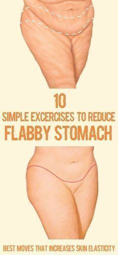 No woman wants belly flab hanging over the top of her pants ! If you've got a little extra softness in your belly