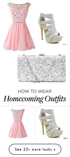 """Sparkle power"" by bryannafrances on Polyvore featuring Celeste"