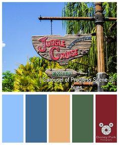 Connie Prince Digital Scrapbooking News: Scrapping the Magic Kingdom: Jungle Cruise Contest
