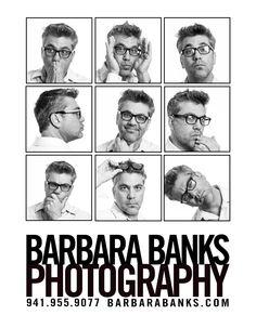 Studio Portraits | Barbara Banks Photography