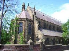 St Mary Crowned Roman Catholic Church in Glossop, Derbyshire. Domesday Book, Church Architecture, South Yorkshire, Derbyshire, Roman Catholic, Family History, Scenery, New Homes, England