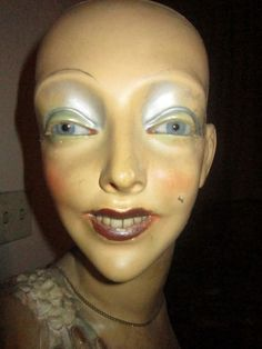 Pin By MoxlonibusKrypt On Maniacal Mannequins Pinterest - These 20 creepy mannequins are the stuff nightmares are made of