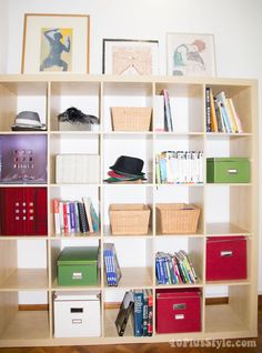 How to store clothes and accessories creatively in a smaller space | 40plusstyle.com