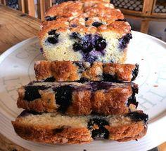 Mascarpone Blueberry Cake | TheBestDessertRecipes.com