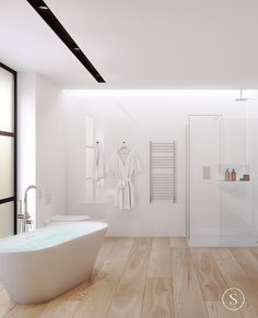 Imagine coming home after a long week and taking a long, hot bath in your dream bathroom. Make it a reality with Salacia of London Family Bathroom, Inspiration Boards, Bathroom Interior, Dreaming Of You, London, Hot, Design, Bathroom, Torrid