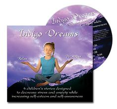 Product Review: Stress Free Kids (Indigo Dreams for Children), CD/Audio Book (Suited for Ages 4-9).      Like what you see?   ** Follow me on www.MommasBacon.com **