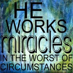 Miracles {31 days} from StudioJRU