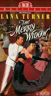 The merry widow 1952, Lana Turner  great costumes, good musical