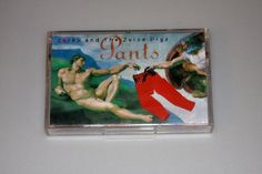 RARE Sean Cullen Music - Corky and the Juice Pigs - Pants - Cassette Tape Vintage 1994 by nodemo Cassette Tape, Pigs, Juice, Etsy, Clothes, Vintage, Outfits, Clothing, Clothing Apparel