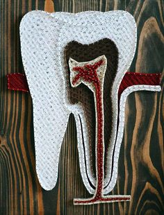Tooth Art Tooth Decor Tooth Painting Dental Art Sweet Tooth