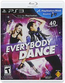 Amazon.com: PS3 Everybody Dance: Unknown: Video Games