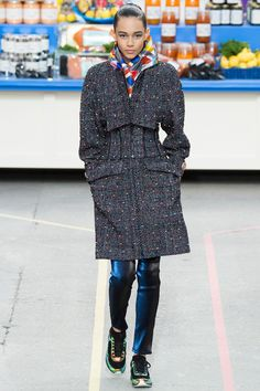 Chanel | Fall 2014 Ready-to-Wear Collection.