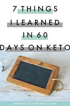 Don't make these 7 mistakes I did when I started eating keto. These tips will help you make eating keto more practical and less stressful.