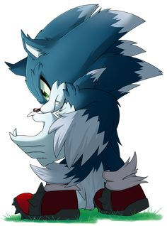 Howl-oween by StarAmpharos on DeviantArt Silver The Hedgehog, Shadow The Hedgehog, Hedgehog Art, Sonic The Hedgehog, Sonic Unleashed, Game Sonic, Sonic Funny, Naruto Vs Sasuke, Sonic Fan Characters