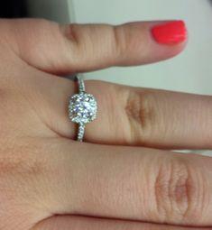 0.5 carat diamond rings!!!! Please show!!!! - Weddingbee | Page 3