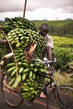 Tanzania bike
