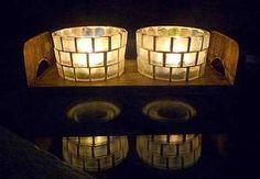 Faça você mesmo: um castiçal para velas com estilo marroquino - ZAP em Casa