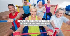 Our Parkinson's Place: 12 Types of Exercise Suitable for Parkinson's Dise...