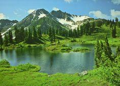 Marmot Lake, Washington