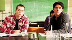 "17 Reasons You Can't Stop Watching ""Teen Wolf"" the second bromance gif is my fave lol"
