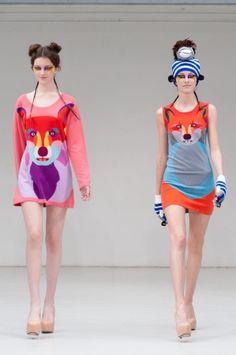 Yang Du Ready To Wear Fall Winter 2012 Paris - NOWFASHION