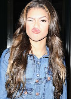 Image about girl in zendaya. by b on We Heart It Zendaya Coleman, Girls Rules, Find Image, We Heart It, Beautiful People, Dancer, Actresses, Style Inspiration, Fashion