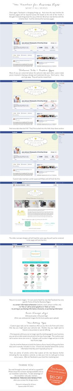 Facebook Timeline: What It Means for Business Pages