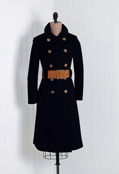 Coat. 1960s. Timeless Vixen Vintage. #WANTWANTWANT