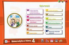 Rewalacyjny zbiór ćwiczeń z matematyki. Zadania i ćwiczenia pogrupowane w poszczególne działy.