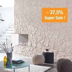 Plaquette de parement plâtre Fortezza marque Klimex disponibles au meilleure prix et qualité au style4walls.