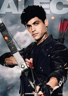 Shadowhunters TV Show - Alec Lightwood Shadowhunters Tv Series, Shadowhunters The Mortal Instruments, Matthew Daddario, Shadowhunter Alec, Alec And Jace, Cenas Teen Wolf, Cassandra Clare Books, Isabelle Lightwood, City Of Bones