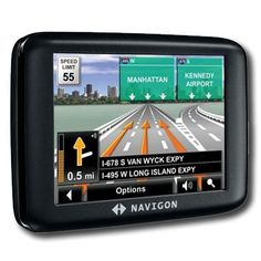 Save $ 10 order now Navigon 2090S Color Car GPS System at GPS Tracking Devices s