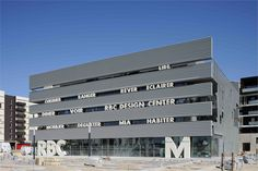 RBC DESIGN CENTER, Montepellier, France is the ultimate place dedicated to design