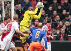 Kenneth Vermeer, Netherlands (AJAX, Feyenoord, Netherlands) #soccer #goalkeeper #greatsave #arquero #goleiro #gardiendebut #torwart #goalkeepingismylife