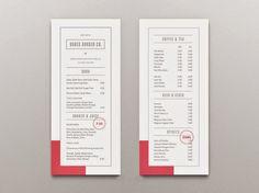 25 Well Designed Restaurant Menus You'll Definitely Love - Jayce-o-Yesta