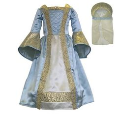 Dressing Up is Fun to Do - SpookyMrsGreen - #fancydress #medieval #EnglishHeritage
