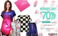 Big Sale Promotion Of Mother's Day