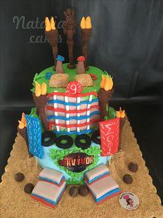Survivor cake!