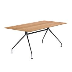 OCCO conference table | Design by jehs + laub | By Wilkhahn | #OCCO