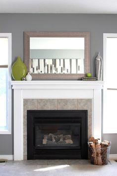 love the gray wall-color - Houzz.com