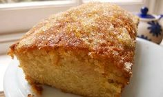 How to cook the perfect lemon drizzle cake   Life and style   The Guardian