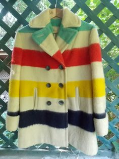 Iconic Hudson's Bay Co. Coat / Price Reduced by SmallbonesStudio, $249.00