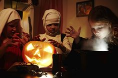 How Much Do You Know About Samhain Folklore?: Samhain is a time of many superstitions and legends.