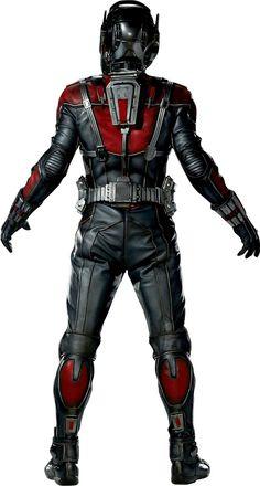 Il costume di Ant-Man in ogni suo particolare