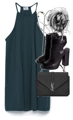 """""""Untitled #2681"""" by angieswardrobe ❤ liked on Polyvore featuring moda, Zara, Yves Saint Laurent, Cartier e Michael Kors"""